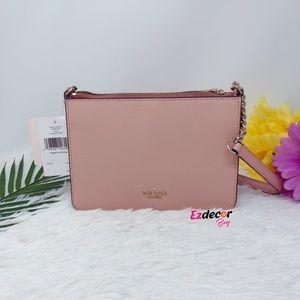 NWT Kate Spade Connie Chain Leather Crossbody Bag